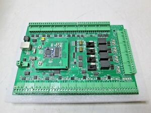 Datawatch Systems Inc E 400 Access Control Panel Pcb New Free Shipping