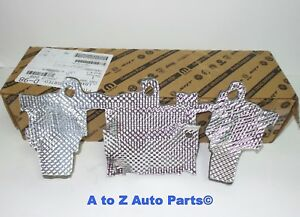 New 2002 2006 Jeep Wrangler Tj 4 0l Exhaust Manifold Heat Shield Oem Mopar