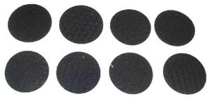 8 NEW Mich ACH LWH CVC Kejo 1 7 8quot; Adhesive Hook Fasteners Helmet Pad Coin Discs $4.38