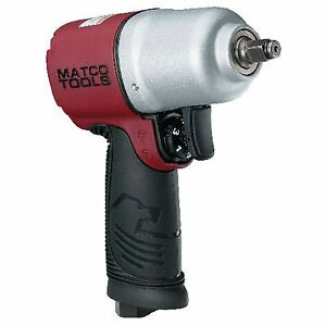 New Matco Tools 3 8 Dr Super Duty Composite Impact Wrench Mt2138