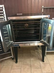 Duke Commercial Convection Oven Electric Single Deck