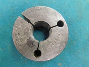 Usa Go Thread Ring Gage 15 16 20 Unef 2a Pre plate