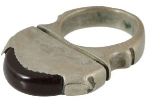 Old Tuareg Ring Silver Ethnic Jewelry West Africa Niger Nigeria Mali African Art