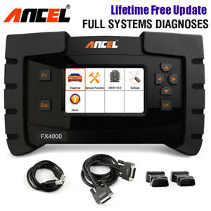 Automotive Obd2 Full System Diagnostic Engine Abs Airbag Sas Oil Reset Scan Tool