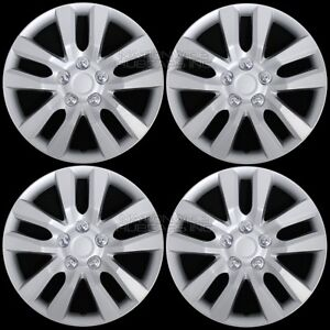4 New 2002 2018 Nissan Altima 16 Wheel Covers Snap On Hub Caps Full Rim Skins