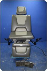 Ritter 119 Power Exam examination Table Procedure Chair 165149