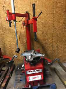 Coats 7060ax Rim Clamp Tire Changer Machine Air Operated Power Assist Arm