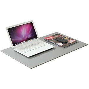 Pu Leather Desk Mat Executive Blotter And Protective Protector Mouse Pad For