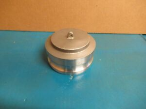 P t 40 w 4 Stainless S s Male Camlever Camlock Dust Cap New