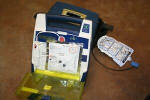 Cardiac Science Aed Powerheart G3 With Pads And Battery