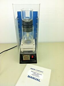 Hach Digesdahl Digestion Apparatus Incl Manual