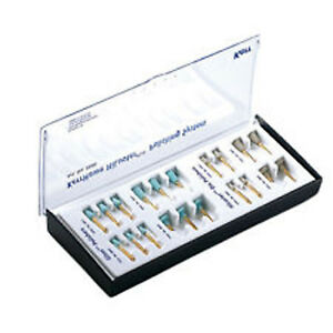 Dental Kerr Hiluster plus Polishing Assorted Kit Polishers Composite Ce