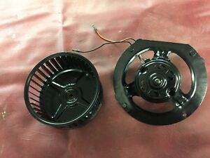 1967 69 Thunderbird Blower Motor And Squirrel Cage