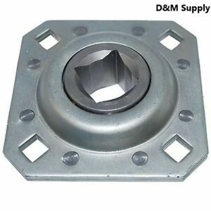 Disc Harrow Bearing And Flange 1 axle St208 1n To Fit Howse King Cutter Ihc