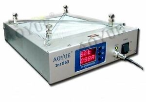 Aoyue Int863 Quart Infrared Preheating Station 863 New