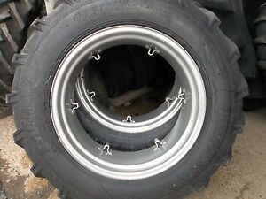One 13 6x28 13 6 28 Ford Tractor 8 Ply Tractor Tire W 6 Loop Wheel