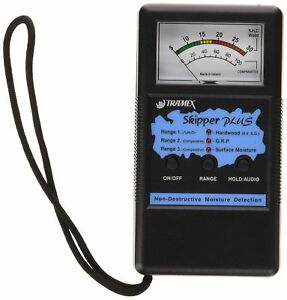 Tramex Smp Skpper Plus Moisture Meter For Boats New
