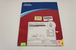 37911 61490 Boston Scientific Sd Renal Biliary Premounted 6mm X 14mm 90cm x