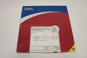 Pcb7020135 Boston Scientific Microsurgical Dilatation Device 7 0mm X 2 0cm x