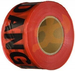 Barricade Tape Caution Tape Danger Tape 10 Rolls