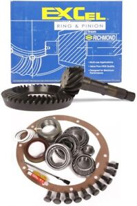 1983 2009 Ford 8 8 Rearend 3 55 Ring And Pinion Master Install Excel Gear Pkg