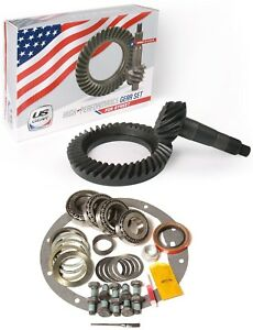 1983 2009 Ford 8 8 Rear 4 56 Ring And Pinion Timken Master Install Us Gear Pkg
