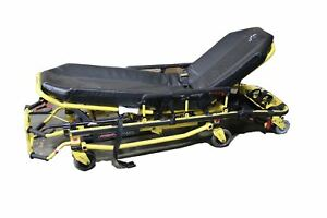Stryker Rugged Yellow Ambulance Gurney Stretcher 6082 140 040 650 Lbs Capacity