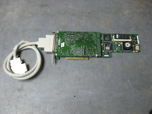 National Instruments Pci 7030 With 6030e Multifunction Daq Card With Cable