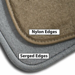 Serged Edges Upgrade For Avery S Floor Mats