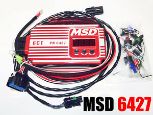 Msd Ignition 6427 6ct Ignition Control Box New In Stock