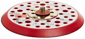 3m 20353 Hookit Clean Sanding Low Profile Disc Pad Hook And Loop Attachment 5