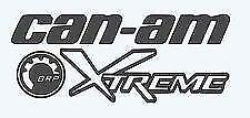 2 Xlrg Brp Can am Team Outlander Commander Xtreme Team Sticker Decal 15x36
