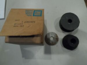 Nos 69 72 Chevy Truck C10 Body Mount Cushion Hot Rod Restore Gm Oe 3957829 Sk