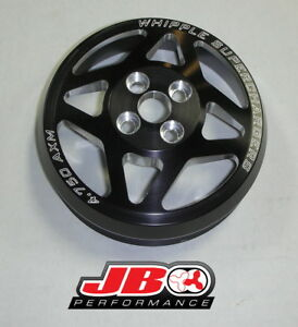 Whipple 2300axm 2300 Axm Supercharger Pulley Chevy Gmc