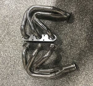 Billet Motorsport Porsche Carrera 996 997 3 4 Headers Exhaust Manifold 3 1