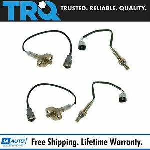 Upstream Downstream Oxygen Sensor Kit Set Of 4 For Toyota Lexus Brand New