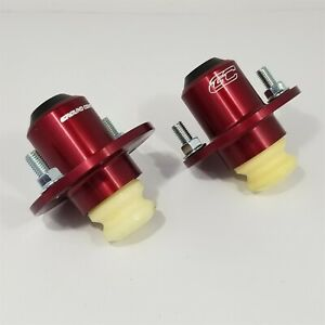 Hm red Ground Control Honda Mounts 88 00 Honda Civic 90 01 Acura Integra