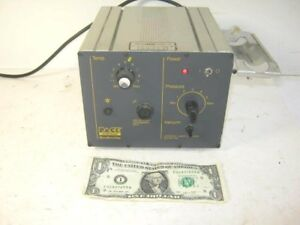 Pace Mbt 100 Solder Iron Station microbench Top machine Only