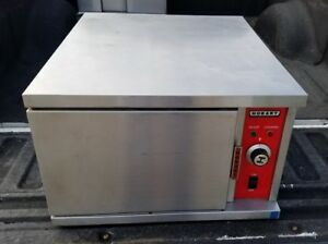 Hobart Hsf 3 Commercial Convection Steamer Oven Cook Seafood Vegetables More
