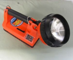 Stream Light Litebox Firefighter Flashlight Usa