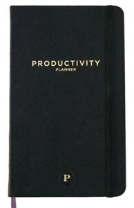 Productivity Planner Daily Planner Non Dated 5 X 8 Free Shipping
