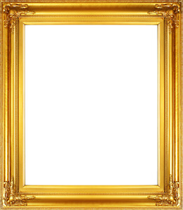 Frame 24x20 Vintage Style Old Gold Ornate Picture Oil Painting Frame 568 3