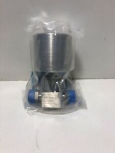 Swagelok Nupro Valve Ss hbs6 o High Pressure Bellows Sealed Valve