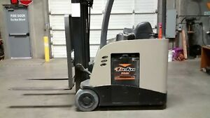 2010 Crown Rc5500 Electric Stand Up Forklift