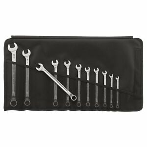 Stahlwille 96401006 14 11 Combination Spanner Set Long