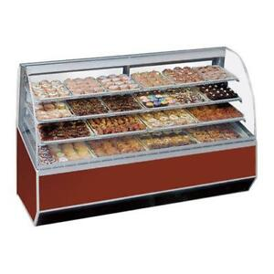 Federal Sn 48 Series 90 48 Non refrigerated Bakery Case