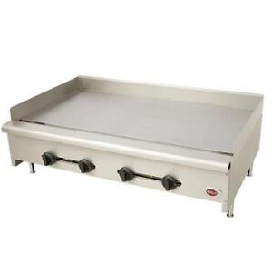 Wells Hdg 4830g 48 In Manual Gas Griddle