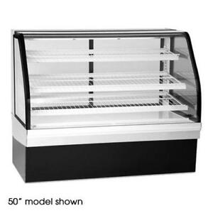 Federal Ecgd 77 Elements 77 Non refrigerated Bakery Case