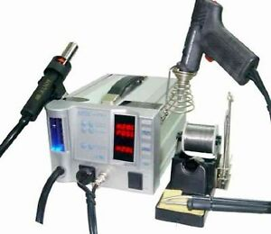 Aoyue 2702a Smd Profesional Repair Rework Station New