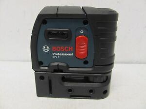 Bosch Professional 5 Point Self Leveling Gpl 5 Alignment Laser Gpl5